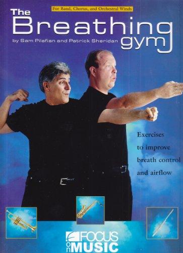 The Breathing Gym Book & DVD Set: Sam Pilafian; Patrick