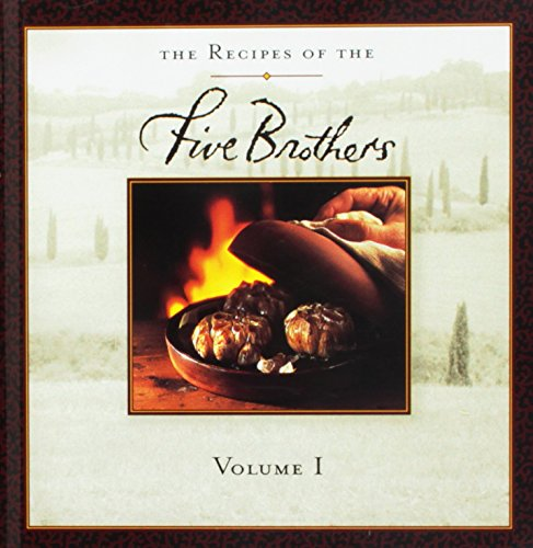 9780965588904: The Recipes of the Five Brothers: Volume I