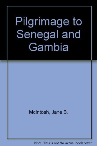 9780965594400: Pilgrimage to Senegal and Gambia