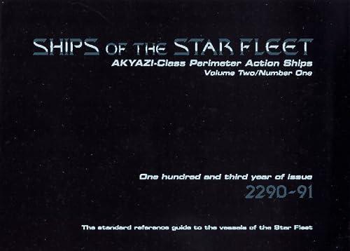 Ships of the Star Fleet: Akyazi-Class Perimeter Action Ships: Guenther, Todd Allen