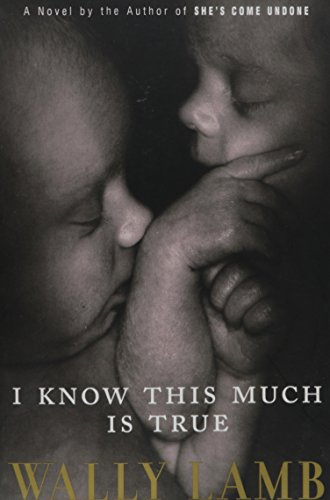 9780965605915: I Know This Much Is True (Oprah's Book Club) Edition: reprint