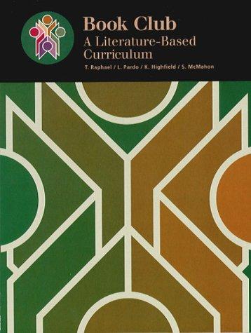 9780965621106: Book club: A literature-based curriculum