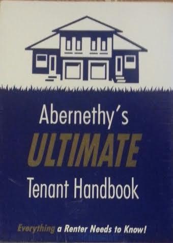 Abernethy's Ultimate Tenant Handbook: Abernethy, Claudia E.