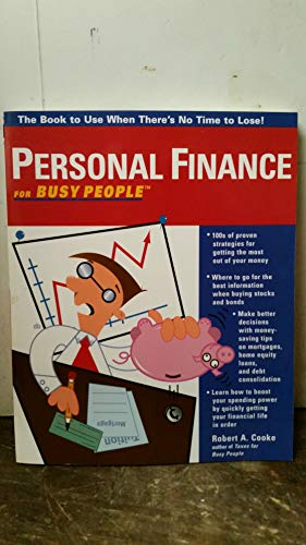 9780965648936: Personal Finance for Busy People