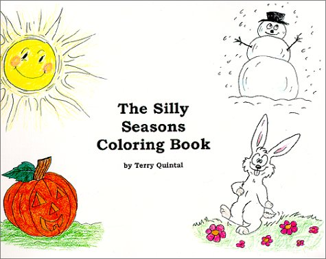 9780965652056: The Silly Seasons Coloring Book