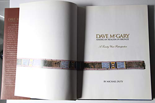 9780965673303: Dave McGary: American Realism in Bronze