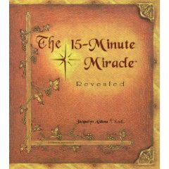 The 15-Minute Miracle Revealed: Jacquelyn Aldana