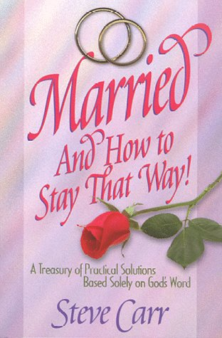 how to stay married author