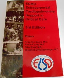 9780965675628: ECMO: Extracorporeal Cardiopulmonary Support in Critical Care