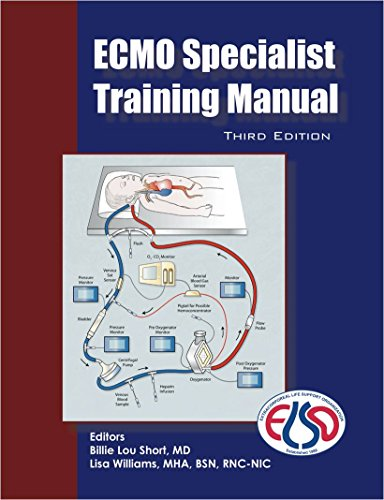 9780965675635: Ecmo Specialist Training Manual