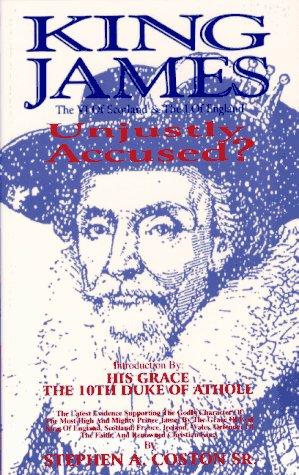 King James VI of Scotland I of