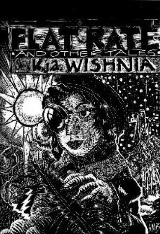 Flat Rate and Other Tales: Of Mystery and Weirdness: K. J. A. Wishnia