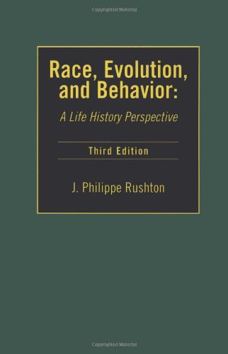9780965683616: Race, Evolution, and Behavior: A Life History Perspective (3rd Edition)