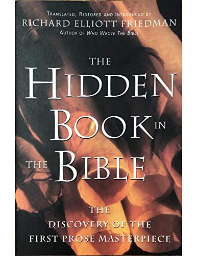 9780965685719: The Hidden Book in the Bible
