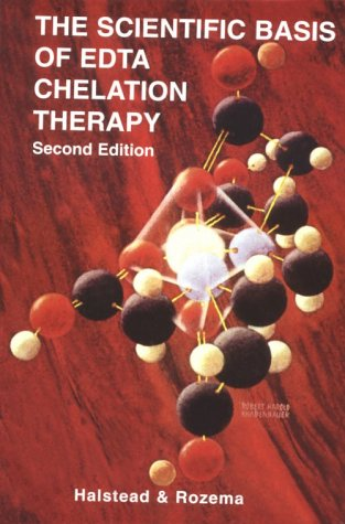 9780965688406: The Scientific Basis of EDTA Chelation Therapy,