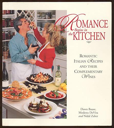 Romance Begins in the Kitchen: Dawn Bause