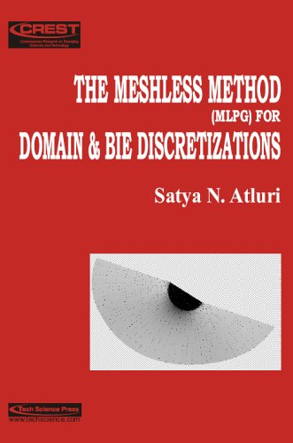 9780965700184: THE Meshless Method (MLPG) for Domain and BIE Discretizations