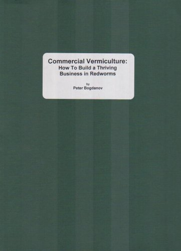 9780965703901: Commercial Vermiculture: How to Build a Thriving Business in Redworms