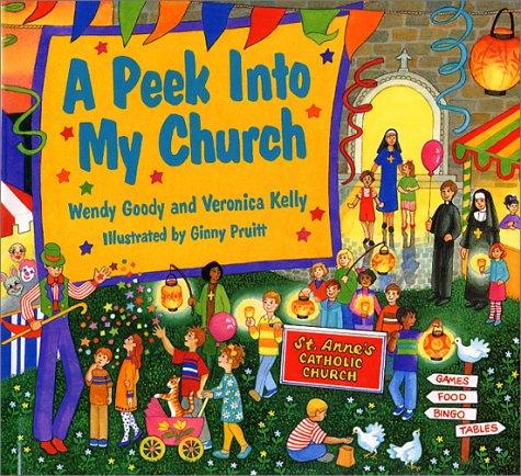A Peek into My Church: Goody, Wendy, Kelly,