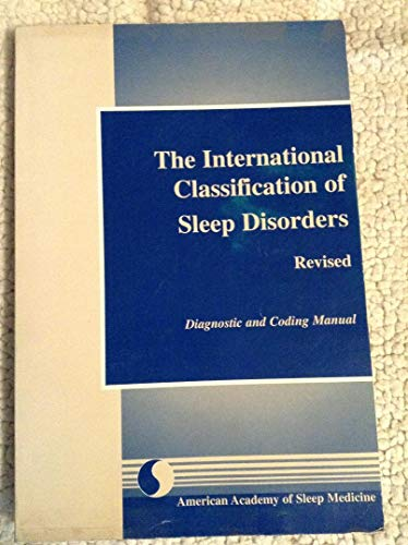 9780965722018: The International Classification of Sleep Disorders: Diagnostic & Coding Manual