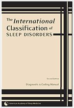 9780965722025: International Classification of Sleep Disorders: Diagnostic & Coding Manual