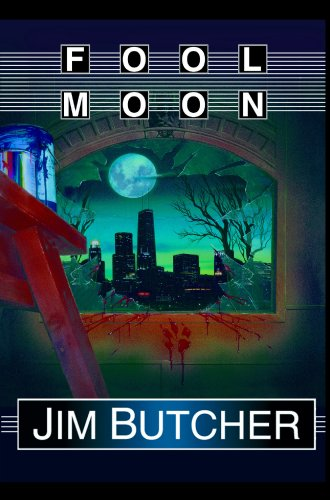 9780965725521: Fool Moon: Book 2 of the Dresden Files (The Dresden Files)