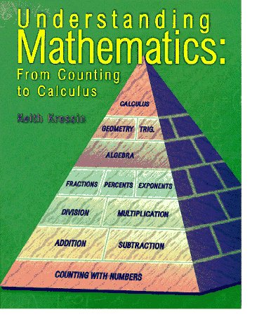 9780965730013: Understanding Mathematics: From Counting to Calculus