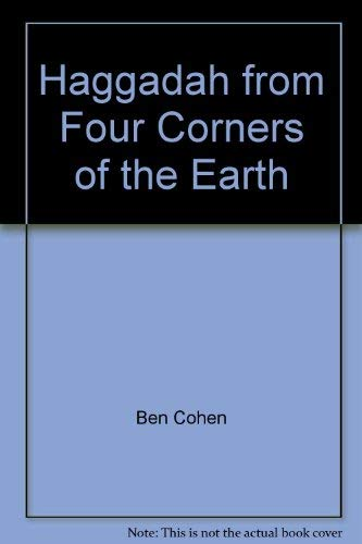 9780965736404 Haggadah From Four Corners Of The Earth Abebooks