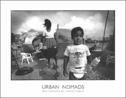 Urban Nomads, A Poor People's Movement, Photographs By Harvey Finkle: Finkle, Harvey, Intro. ...