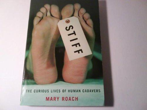 9780965738231: Stiff [Taschenbuch] by Roach, Mary