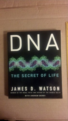 9780965739696: DNA: The Secret of Life Edition: first