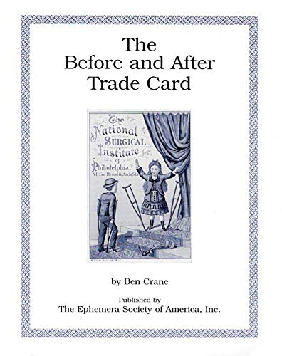 9780965748001: The Before and After Trade Card