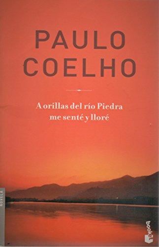 9780965750226: A Orillas Del Rio Piedra Me Sente Y Llore