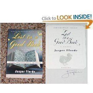 9780965752619: Lost in a Good Book (A Thursday Next Novel)