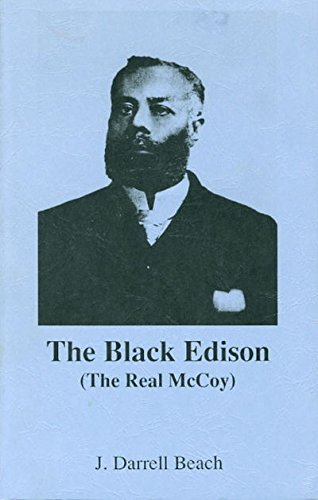 The Black Edison (The Real McCoy) (SIGNED): Beach, J. Darrell