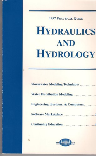 1997 practical guide: hydraulics and hydrology: HERRIN, Gregg A.