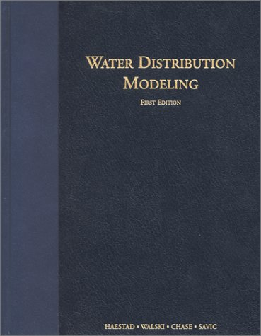 9780965758048: Water Distribution Modeling