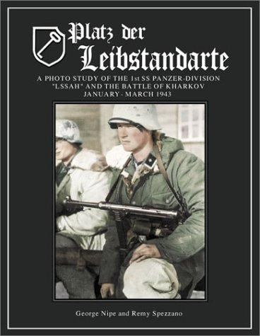 9780965758420: Platz der Leibstandarte: A Photo Study of the SS-Panzer-Grenadier-Division