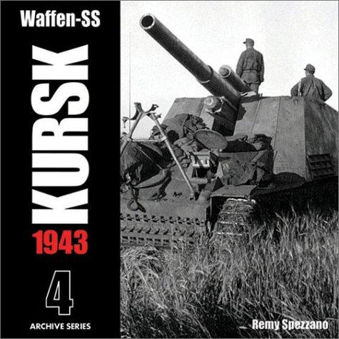 9780965758482: Waffen-SS Kursk 1943