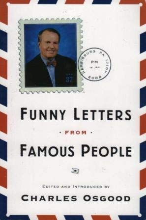 9780965764995: Funny Letters From Famous People