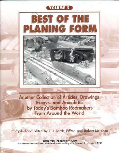 9780965766388: BEST OF THE PLANING FORM: VOLUME 2. [Paperback] by