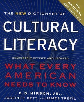 9780965766432: New Dictionary of Cultural Literacy: What Every American Needs to Know