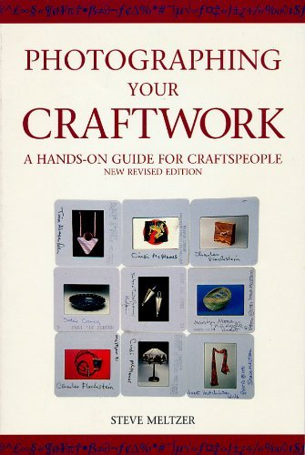 9780965769907: Photographing Your Craftwork: A Hands-on Guide for Crafts People