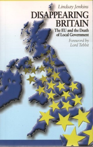 Disappearing Britain, The EU and the Death: Lindsay Jenkins, Lord