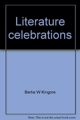 9780965791175: Literature celebrations: Catalysts to high-level book responses