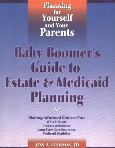 9780965793629: Baby Boomer's Guide to Estate & Medicaid Planning