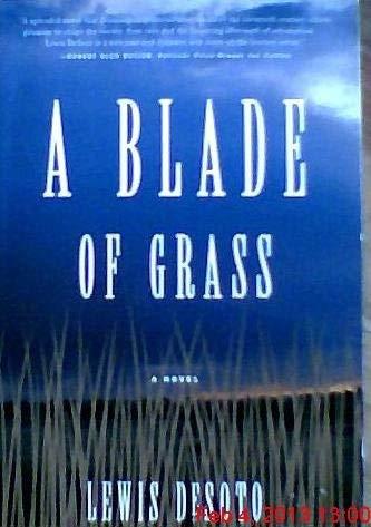9780965797771: A Blade of Grass