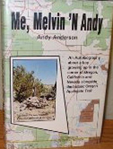 9780965802710: Me Melvin N Andy