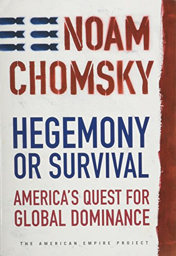 9780965806343: Hegemony or Survival