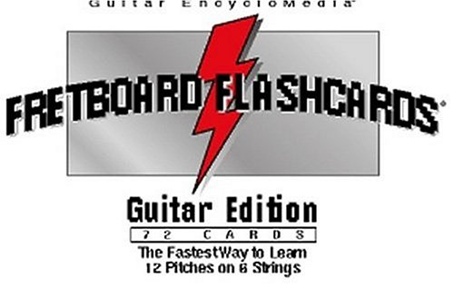 Fretboard Flashcards: Guitar Edition: Mike Overly